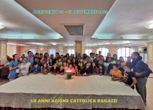 Agrigento 14-15 settembre 2019